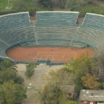 Un estadio para el tenis