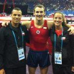 Tomás González es olímpico