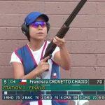 Francisca Crovetto logra el cuarto lugar en Copa Mundial de Tucson