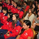 Se inauguró XXV Torneo Panamericano de Racquetball en Temuco