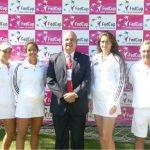 Chile logra el ascenso a la Zona I Americana de la Fed Cup