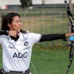 Denisse Van Lamoen fue eliminada en primera ronda