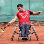 NEC Wheelchair Tennis Tour Copa Banco de Chile 2012