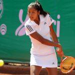 Las tenistas chilenas siguen avanzando en el ITF de Curacaví
