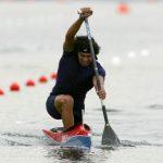 Johnnathan Tafra, Álvaro Torres y Diana Paillalef se instalaron en finales B del Mundial de Canotaje