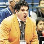 Guillermo Vecchio es el nuevo entrenador de la Selección Adulta de Básquetbol