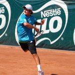 Christian Garín debuta con victoria en el cuadro junior de Wimbledon