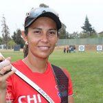 Denisse Van Lamoen es la abanderada chilena en Londres 2012