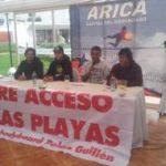 Dan inicio a Campeonato Nacional de Bodyboard en Arica