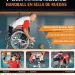 Primer Campeonato Nacional de Handball en Silla de Ruedas