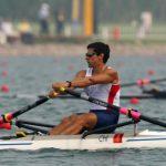 Óscar Vásquez queda fuera de la disputa por las medallas