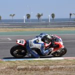 Chileno Vicente Leguina ganó la séptima fecha del Campeonato Argentino de Motociclismo de Velocidad