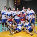 Universidad Católica logra el campeonato de volleyball varones en apasionante final