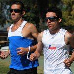 Cristián Valenzuela clasifica a la final de los 1500 metros planos en los Juegos Paralímpicos