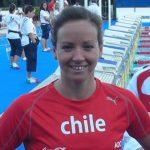 Kristel Köbrich logra el primer lugar de los 1500 metros libres en Campeonato Nacional de Natación