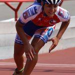 María José Moya bate récord mundial de 200 metros contrarreloj