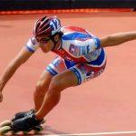 Emanuelle Silva logra medalla de bronce en el Mundial de Patín Carrera