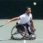 El dobles chileno masculino de tenis se despide de los Juegos Paralímpicos