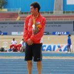 Chile consigue nuevas medallas en tercera etapa del Sudamericano Sub-23 de Atletismo