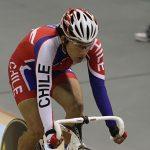 Cristopher Mansilla termina quinto la Omnium en la primera fecha de la Copa del Mundo de Ciclismo en Pista