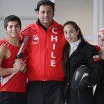 Chile sumó tres medallas de oro en sudamericano y panamericano de pentatlón moderno