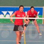 Chile se queda con la medalla de bronce por equipos en el Sudamericano Adulto de Badminton