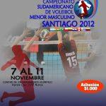 Este miércoles comienza el Sudamericano Menores de Volleyball Masculino
