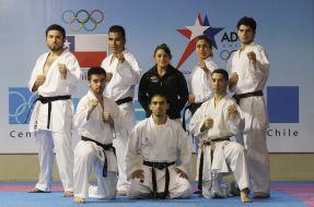 Resultados chilenos en el Mundial de Karate (Jornada II)
