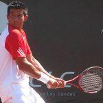 Jorge Aguilar cayó en semifinales del Futuro 8 Brasil