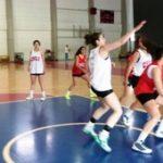 Selecciones chilenas de básquetbol pierden en nueva jornada de gira norteamericana