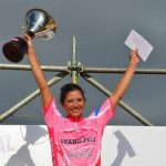 Paola Muñoz ganó el Grand Prix de Ciclismo de San Luis