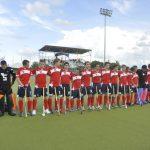 Selección Masculina de Hockey Césped golea a Paraguay en comienzo del Sudamericano