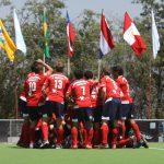 Selección Masculina de Hockey Césped logra su segundo triunfo en el Sudamericano