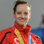 Kristel Köbrich obtiene nueva medalla de plata en el Sudamericano de Natación