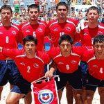 Chile derrota a Perú en las clasificatorias al Mundial de Fútbol Playa