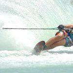 Angelo Debarbieri inició la participación chilena en Mundial Juvenil de Esquí Naútico