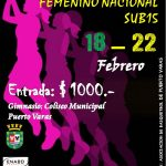 Valdivia lidera el Nacional Femenino Sub-15