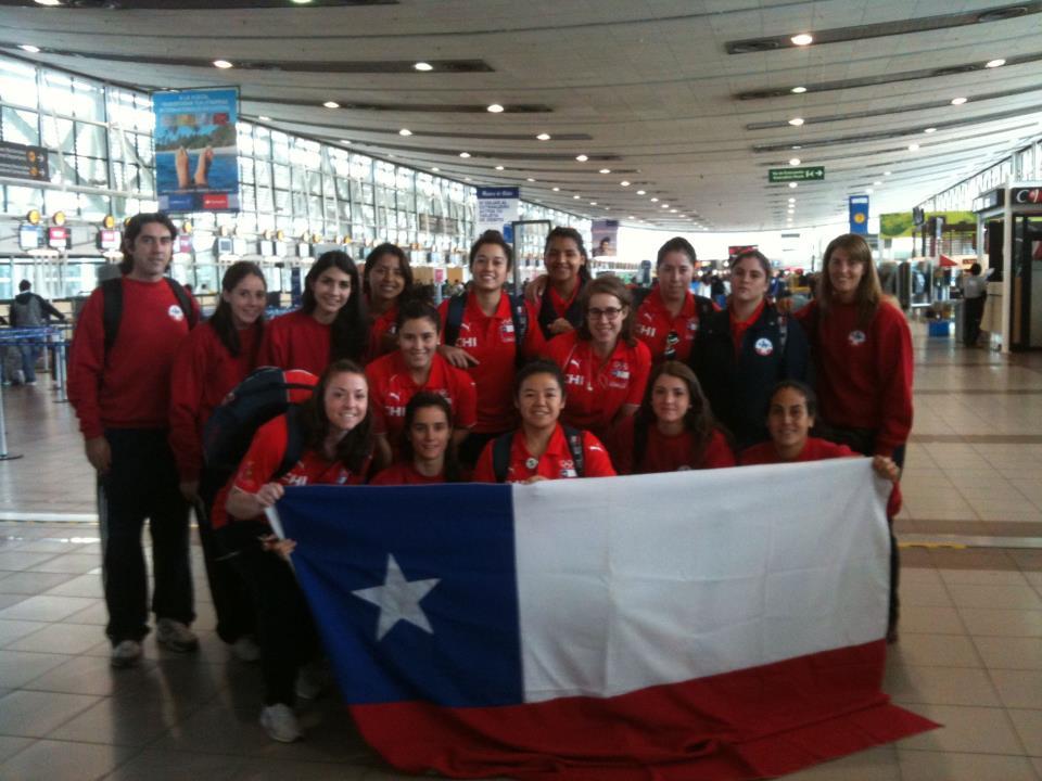 Chile Pierde Sede Del Sudamericano Femenino Adulto De