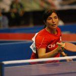 Berta Rodríguez obtiene medalla de bronce en el Campeonato Latinoamericano de Tenis de Mesa