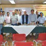 Federación de Bochas realizó el lanzamiento del Sudamericano Adulto