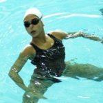 Isidora Letelier gana medalla en el nado sincronizado del Sudamericano Juvenil de Deportes Acuáticos