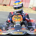 Masiva concurrencia tuvo la primera fecha del Metropolitano de Karting 2013