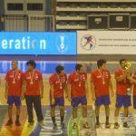 Chile clasificó al Mundial Junior Masculino de Handball