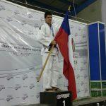 Thomás Briceño logra medalla de oro en la Copa Panamericana de Judo