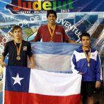 Comenzó la participación chilena en los Judejut Bolivia 2013