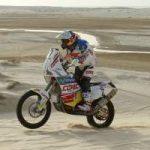 """""""Chaleco"""" López se quedó con la última etapa del Rally de Qatar"""