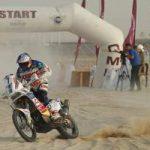 'Chaleco' López terminó cuarto en la tercera etapa del Rally de Qatar