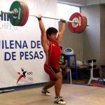 Bastián López logra el séptimo lugar en el Mundial Juvenil de Levantamiento de Pesas