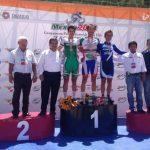 Carlos Oyarzún ganó medalla de oro en la prueba contrarreloj del Panamericano de Ciclismo en Ruta