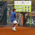 Christian Garín sube más de 100 puestos en el ranking ATP